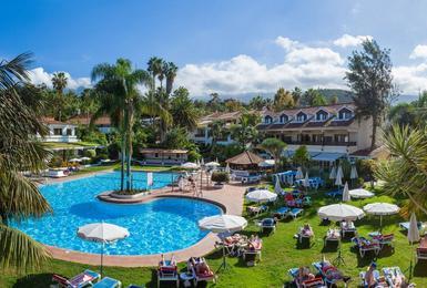 Esterno Hotel Parque San Antonio Tenerife